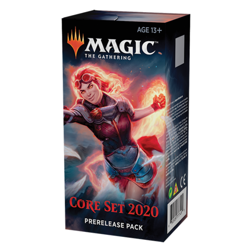 Wizards of the Coast MTG: CORE 2020 - PRERELEASE PACK