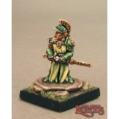 Reaper Miniatures DARK HEAVEN LEGENDS: FINGAL WINKBEARD, GNOME