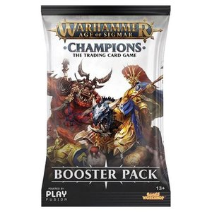 Playfusion AoS TCG CHAMPIONS: BOOSTER