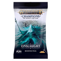 AoS TCG ONSLAUGHT BOOSTER