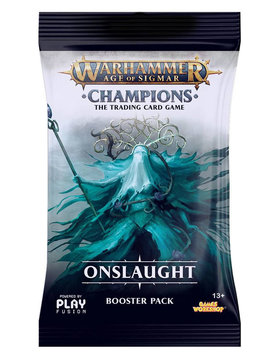 Playfusion AoS TCG ONSLAUGHT BOOSTER