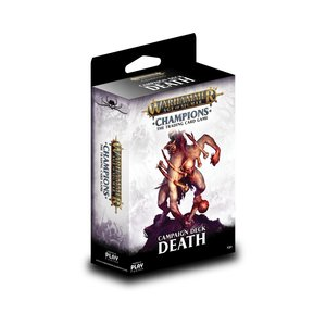 Playfusion AoS TCG CHAMPIONS: DEATH