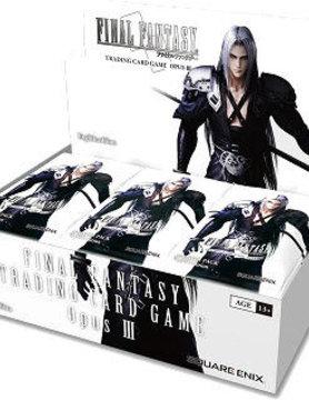 Square Enix FF TCG OPUS III BOOSTER
