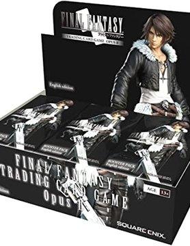 Square Enix FF TCG OPUS II BOOSTER