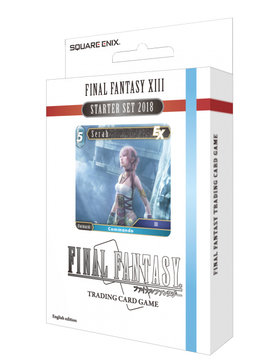 Square Enix FF TCG XIII-2 STARTER