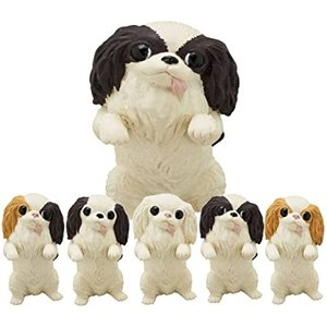 CLEVER IDIOTS INC BLIND BOX DOG JAPANESE CHIN