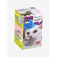 BLIND BOX CAT SUSHI KEYCHAIN 2