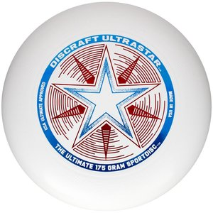 Discraft ULTRA STAR WHITE