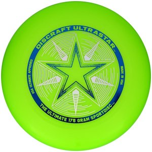 Discraft ULTRA STAR GREEN