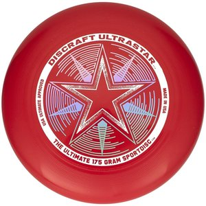 Discraft ULTRA STAR DARK RED