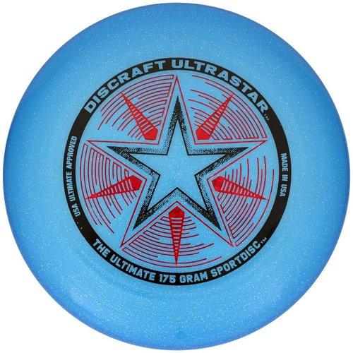 Discraft ULTRA STAR BLUE SPARKLE