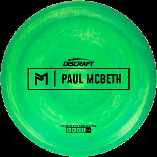 Discraft PROTO MID-RANGE PAUL MCBETH