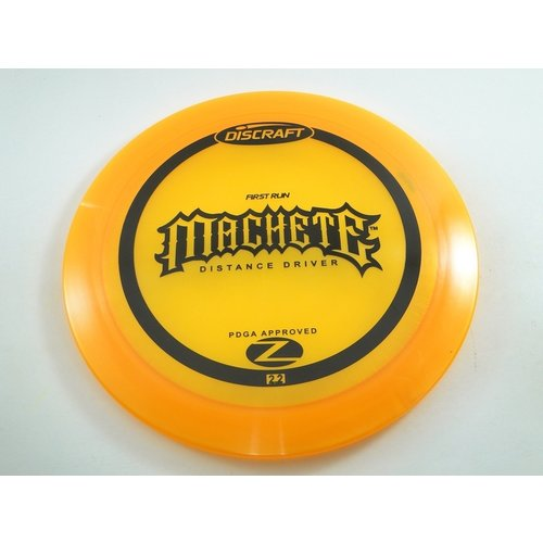 Discraft MACHETE Z 170-172