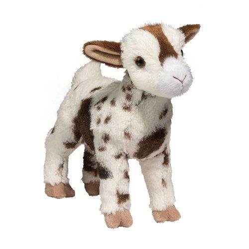 "Douglas Cuddle Toys GERTI GOAT 9"""
