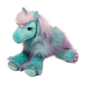 "Douglas Cuddle Toys UNICORN VEDA 14"""
