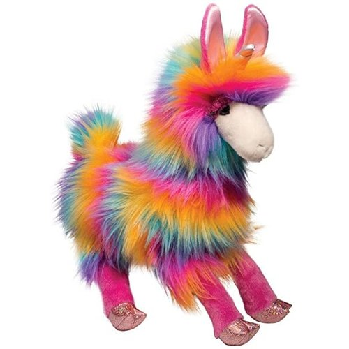 Douglas Cuddle Toys LLAMACORN LOLLIPOP 14""