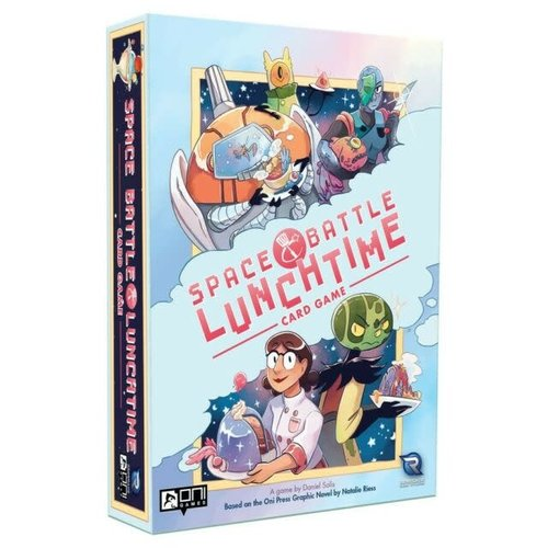 Renegade Games Studios SPACE BATTLE LUNCHTIME CARD GAME
