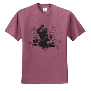 JBM PRESS T-SHIRT ALCHEMIST (RPG Design)