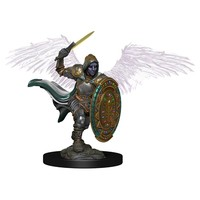 MINIS: ICONS OF THE REALMS: AASIMAR MALE PALADIN
