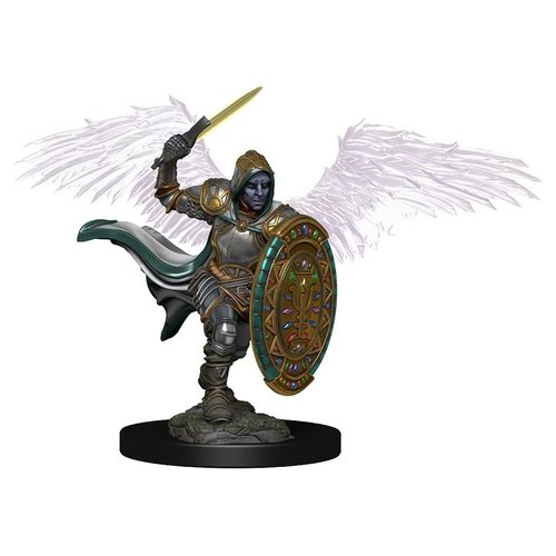 Wizkids MINIS: ICONS OF THE REALMS: AASIMAR MALE PALADIN