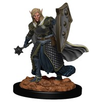 MINIS: ICONS OF THE REALMS: ELF MALE CLERIC