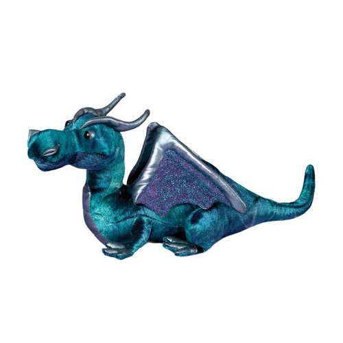 Douglas Cuddle Toys FANTASY DRAGON JADE 15""