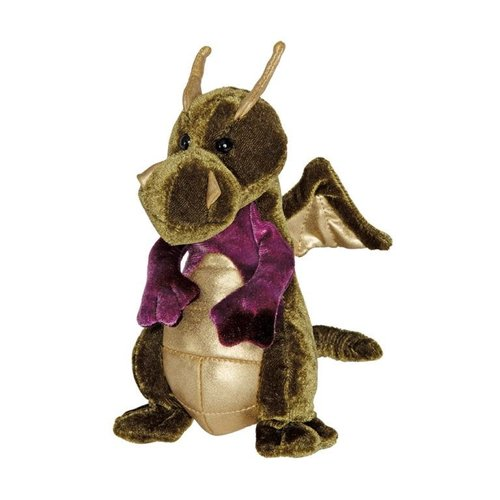 "Douglas Cuddle Toys FANTASY DRAGON HOMER 7"""