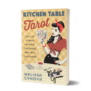LLEWELLYN WORLDWIDE KITCHEN TABLE TAROT
