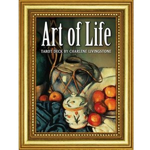 US GAMES SYSTEMS TAROT ART OF LIFE
