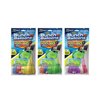 WATER BALLOONS BUNCH O 3PK