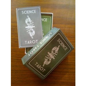 ZZMADE WITH MOLECULES SCIENCE TAROT