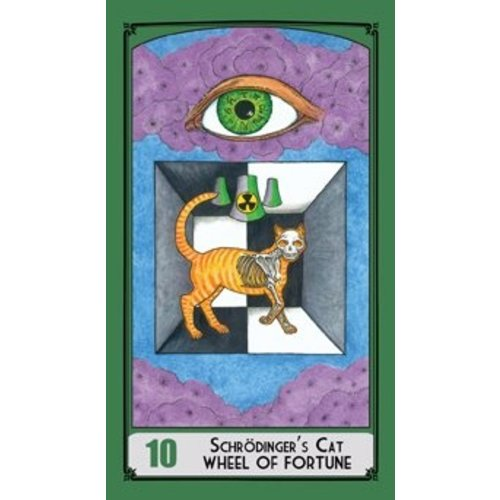 Made with Molecules SCIENCE TAROT