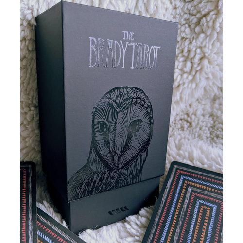 Tiny Brown Bird Studio TAROT BRADY