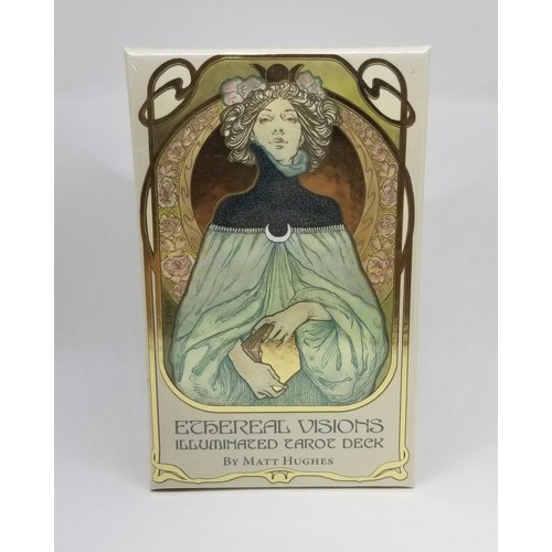 US GAMES SYSTEMS TAROT ETHEREAL VISIONS