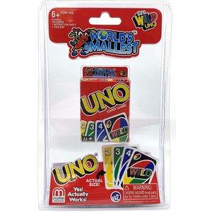 Super Impulse USA WORLD'S SMALLEST UNO CARD GAME