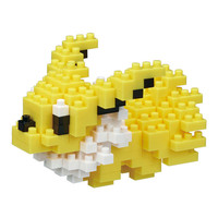 NANOBLOCK POKEMON JOLTEON