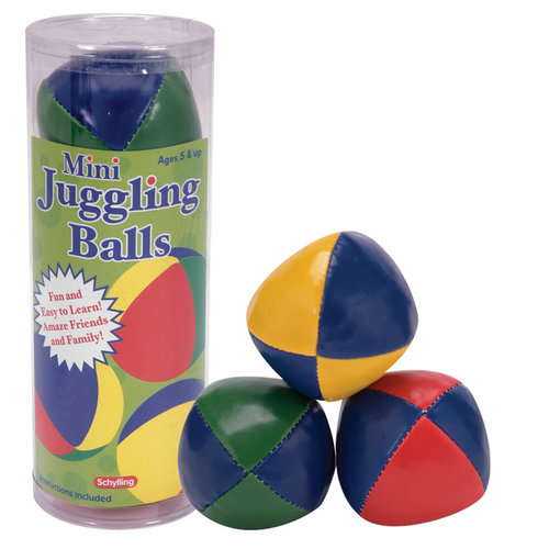 SCHYLLING JUGGLING BALL SET - MINI
