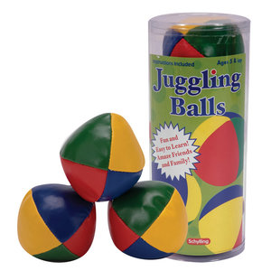 SCHYLLING JUGGLING BALL SET - 4 PANEL
