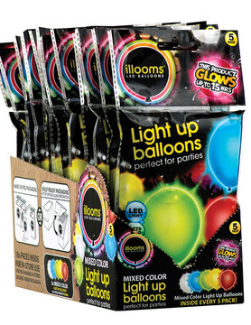 SCHYLLING BALLOONS LIGHT UP