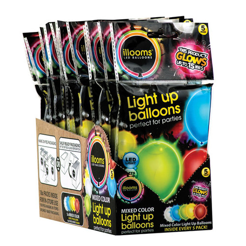 SCHYLLING BALLOONS LIGHT UP