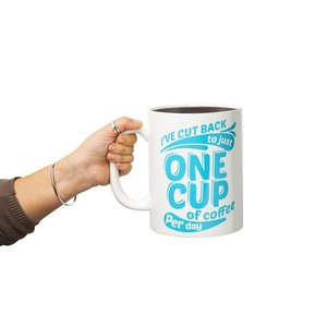 BIGMOUTH INC MUG: THE ONE CUP 64 oz.