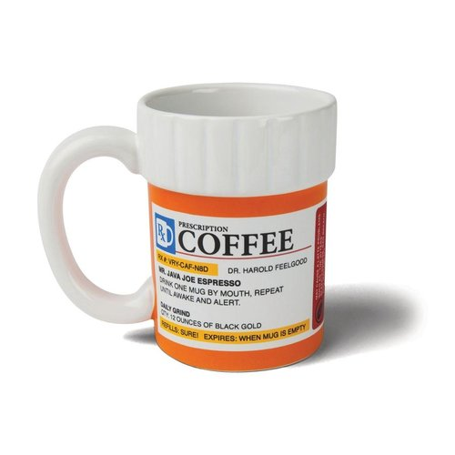 BIGMOUTH INC MUG RX PRESCRIPTION