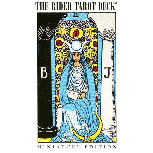 US GAMES SYSTEMS TAROT RIDER WAITE MINI