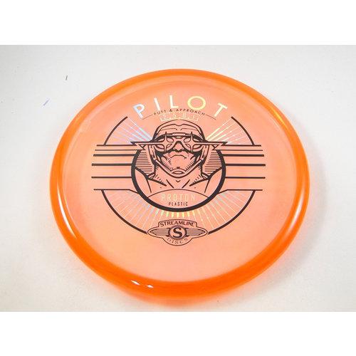 MVP DISC SPORTS, LLC PILOT PROTON 165-169