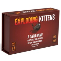 EXPLODING KITTENS: FIRST EDITION (MEOWING BOX)