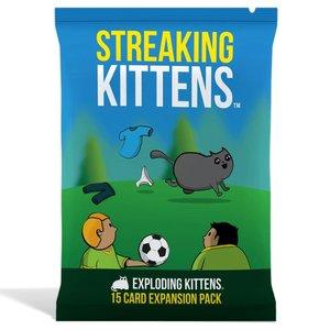 Exploding Kittens Inc. EXPLODING KITTENS: STREAKING KITTENS EXPANSION