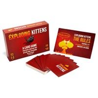 EXPLODING KITTENS: ORIGINAL EDITION (STANDARD BOX)