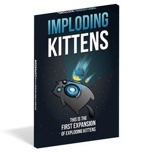 Exploding Kittens Inc. EXPLODING KITTENS: IMPLODING KITTENS EXPANSION