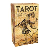 TAROT BLACK & GOLD FOIL