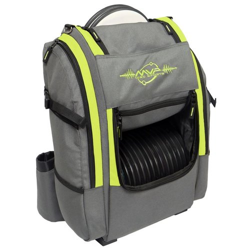 MVP DISC SPORTS, LLC MVP BAG VOYAGER LIME